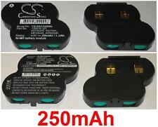 Batterie Pour Compaq Smart Array 500, Ni-Mh **250mAh**