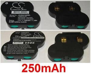 Batterie Pour Compaq Smart Array 500, Ni-Mh **250mAh**
