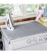 Tabla de planchar de Estera de hierro fácil en cualquier lugar cubierta Premium Mesa Acolchado Magnético