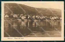 Croazia Croatia Lovran Laurana cartolina QT8228