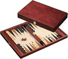 Philos 1116 1116 - Backgammon Kos Holz, Kassette Spiel Gesellschaft