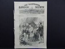 Illustrated London News Cover S7#41 Sep1871 Clyde Training-Ship Cumberland Prize
