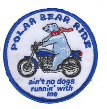 Polar Bear Ride - Big Dog Patch