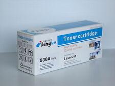 1PK Compatible Black Toner for HP CC530A  fits HP CM2320NF CP2025DN New