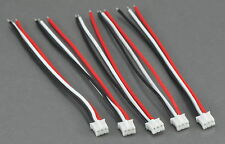 (5) E-Flite Blade 130X UMX Female (Battery Side) Connector with 10CM 26awg Wire