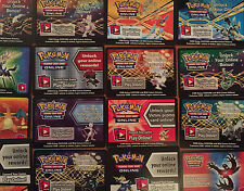 Pokemon TCG ONLINE CODES Random  XY Codes +1(Promo) CODE -Messaged/Inbox/Fast