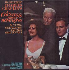 "CYRIL STAPLETON - A Countess From Hong Kong (1967 UK OST VINYL EP 7"")"
