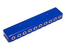 {B64-B} Plaque de dérivation bleue pour connecteurs 2,6mm (Marklin)