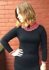 John Laing vintage 1970s cashmere maxi dress