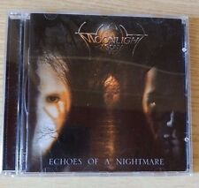 Moonlight Agony – Echoes Of A Nightmare - CD