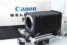 【Exc++】Canon Bellows FL w/Box #FL38