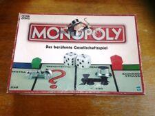 Monopoly - Parker - Euro-Version - von 2001 - NEU - ungespielt - Inhalt OVP