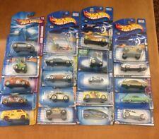Lot Of 20 Hot Wheels In Packaging