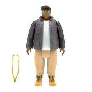 "The Notorious B.I.G. Super7 3.75"" ReAction Action Figure BigEsmalls"