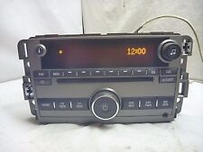 2009 09 Saturn Vue Radio Cd Mp3 Player Aux Input For Ipod 25994574 CG9002