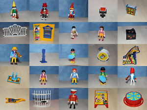 Playmobil Ersatzteil Zubehör für Zirkus 4230 3727 4061 zum Auswählen, anschauen!