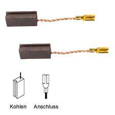 Kohlebürsten Kohlestifte für Bosch GBH 2-20 SRE,GBH 2-24DFR - 5x8x17mm (2121)