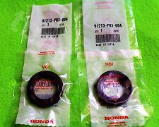 2x OEM Honda 99-00 Civic Si B16A2 Integra GSR B18C1 B18C5 H22 Camshaft Cam Seals