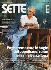 Sette 2016 40#Idelfonso Falcones,Max Gazzè,Ivan Fantini,kkk