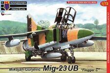 "KP Models 1/72 MiG-23UB ""Flogger C""  plastic kit"