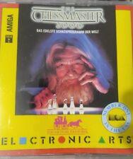 Chessmaster 2000 (Amiga Diskette, Box, Manual) Electronic Arts 1987 100% ok