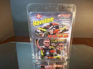 Ricky Rudd #28 Texaco Havoline Bud Shootout 2001 Ford Taurus 1:64 Action