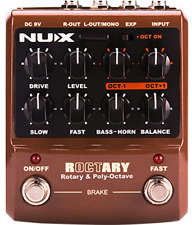 Nux Roctary Octave pedal