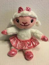 "Ty Beanie Babies Lambie Lamb  6"" Plush Stuffed Animal"