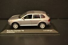 Porsche Cayenne V6 2003 Minichamps Limited diecast vehicle in scale 1/43