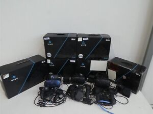 HTC Vive Virtual Reality Kit Consumer Edition Version 2 -Coal Black