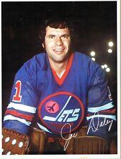1976 Winnipeg Jets Home vs Phoenix Roadrunners WHA World Hockey Assn Program #3