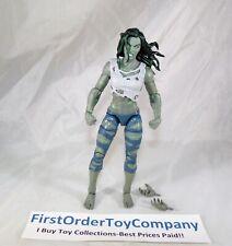 Marvel Legends She-Hulk Loose Figure Complete Super Skrull Baf Series