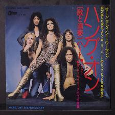 HEART: Hang On / Sister 45 (Japan, PS, Dutch Glam) Rock & Pop