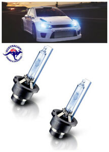 2X D4S 8000K Xenon HID Headlight Bulb Lexus IS GS 250 Toyota 86 Subaru Brz Mazda