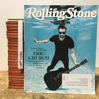 Eric Church Troye Sivan Spike Lee ROLLING STONE MAGAZINE Issue 1318 August 2018