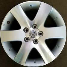 "17"" NISSAN QUEST FACTORY OEM SILVER ALLOY WHEEL RIM 2004-2006 17x6 1/2"