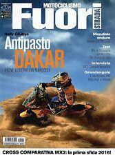 Motociclismo Fuoristrada 2015 11#Antipasto Dakar,iii