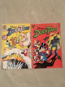 DUCK TALES #1 (GLADSTONE & Disney Comics