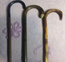 New listing Lot Of 3 Wooden Vintage 1930's Canes