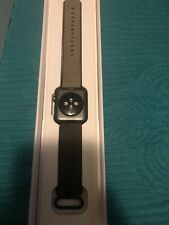 Apple Watch Series 1 42mm  Gray Aluminum Case Excellent Condition