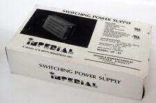 Vtg Peter Chou Betson Arcade Power Supply Up-45 Output 12V/24V 115W Jukebox Nos