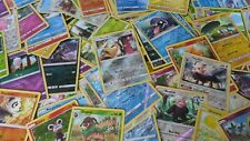 40 Pokemon REVERSE HOLO card lot from recent sets *SUN AND MOON*,100% AUTHENTIC!