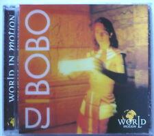 DJ BOBO - World in motion - CD