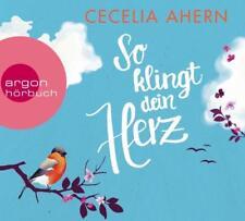 So klingt dein Herz. Cecelia Ahern. Hörbuch.