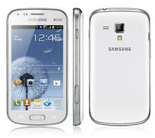 Samsung Galaxy S Duos GT-S7562 4GB Dual-SIM Smartphone White to Worldwide