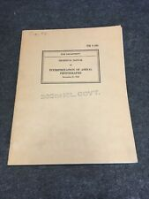Interpretation of Aerial Photographs, TM 5-246, December 1942, Air Photo Interp
