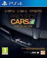 Proyecto Cars Goty Juego Of El Year (Guía / Racing) PS4 PLAYSTATION 4 Namco