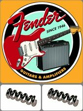 """(2)Two """"NEW FENDER USA American Series Stratocaster Tremolo Arm Tension Springs"""