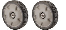 HONDA OEM Lawn Mower FRONT Wheel Set (2)  HRX217 K1 K2 K3
