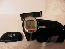Polar RS200 Running Watch +Heart Rate Monitor NEW BATTERY FITTED Free UK Post